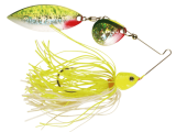 Strike Pro Strike Jr Spinnerbait 19,6gr Yellow Red Silver
